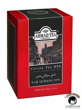 AHMAD TEA LONDON CEYLON TEA OPA 454G
