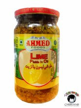 AHMED FOODS- LIME PICKLE IN OIL 330G