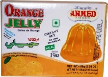 AHMED ORANGE JELLY CRYSTALS 85G