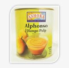 AK MANGO PULP ALPHONSO (6)850G