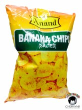 ANAND BANANA CHIPS SALTED 400G