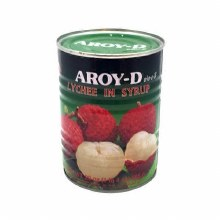 AROY-D LYCHEE IN SYRUP 20OZ