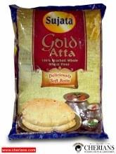 SUJATA GOLD ATTA 20LB