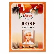 AYUR ROSE FACE PACK 100G