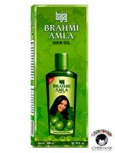 BAJAJ BRAHMI AMLA HAIR OIL 300ML