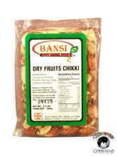 BANSI DRY FRUIT CHIKKI 3.5OZ