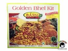 BANSI GOLDEN BHEL KIT 8.8OZ