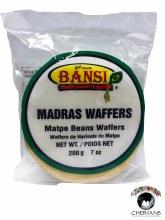 BANSI MADRAS WAFFERS 200G