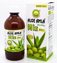 BASIC AYURVEDA ALOE AMLA 480ML