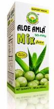 BASIC AYURVEDA ALOE AMLA MIX JUICE 480ML