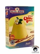 BLUE BIRD INSTANT CHINA GRASS MILK JELLY PISTA 100G