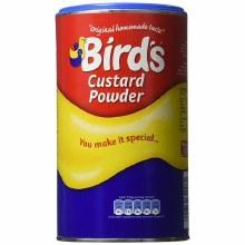 BIRDS CUSTARD POWDER 600GM