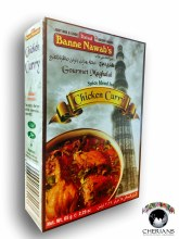 USTAD BANNE NAWABS CHICKEN CURRY 65G