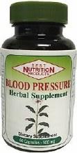 BNP BLOOD PRESSURE HS 500MG