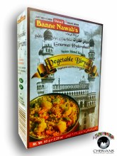 USTAD BANNE NAWABS VEGETABLE BIRYANI 65G