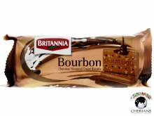 BRITANNIA BOURBON ORIGNAL 100G