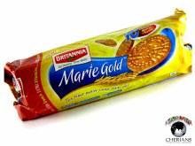 BRITANNIA MARIE GOLD- TEA TIME BISCUIT 150G