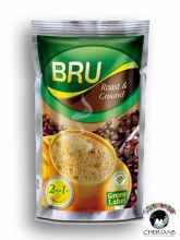 BRU ROAST & GROUND COFFEE 200G