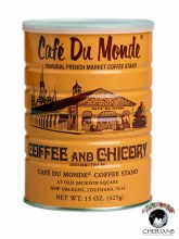 CAFE DU MONDE COFFEE AND CHICORY 425G
