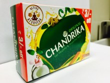 CHANDRIKA SOAP 120G