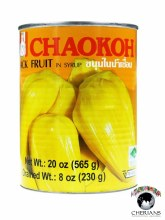 CHAOKOH JACK FRUIT IN SYRUP 565G