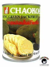 CHAOKOH YOUNG GREEN JACKFRUIT 565G