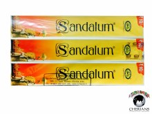 CYCLE SANDALUM INCENSE 12 PKT