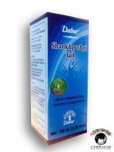 DABUR SHANKHPUSHPI TAIL 100ML
