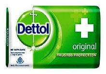 DETTOL SOAP-ORIGINAL 75G