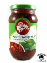 DOUBLE HORSE KADUKU MANGO PICKLE 400G