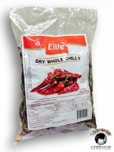 ELITE DRY WHOLE CHILLY 400G