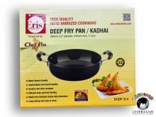 ERIS DEEP FRY PAN/ KADHAI 2L