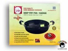 ERIS DEEP FRY PAN/ KADHAI 2.5L