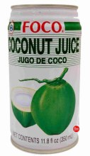 FOCO COCONUT 350ML