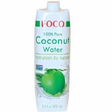 FOCO COCONUT WATER 1LT