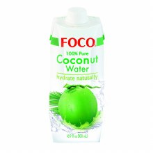 FOCO COCONUT WATER 500ML