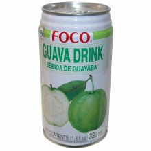 FOCO GUAVA DRINK 350ML
