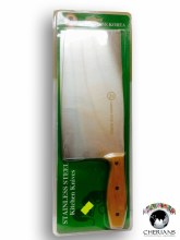 GREEN PINE KOREA STAINLESS STEEL KITCHEN KNIFE 22.7X11.3X2.4CM