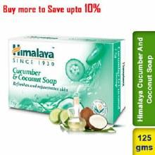 HIMALAYA CUCUM&COCO SOAP 125G