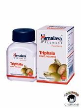 HIMALAYA TRIPHALA- BOWEL WELLNESS 60 TABS
