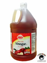 HY-TOP APPLE CIDER VINEGAR 1 GAL