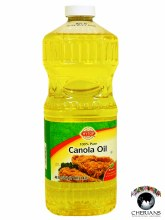 HY-TOP 100% PURE CANOLA OIL 48 OZ