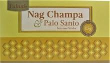 INCENSE NAGCHAMPA BOX (12)15G
