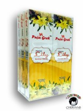 PUJA GREH LILY INCENSE (6 PACKS 0F 20 STICKS)