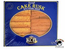 KCB CAKE RUSK WITH FENNEL SEEDS 700G
