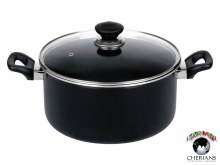 KITCHEN KING IMPERIAL CASSEROLE WITH GLASS LID 26CM/6.0L