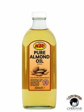 KTC PURE ALMOND OIL 300ML