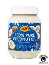 KTC 100% PURE COCONUT OIL 500ML
