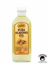 KTC ALMOND OIL 200ML