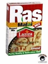 LAZIZA RASMALAI ALMOND 75GM